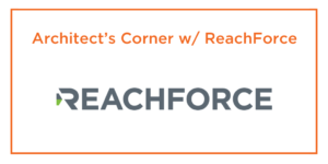 architects corner ReachForce