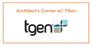 architects corner tgen