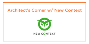 architects corner new context