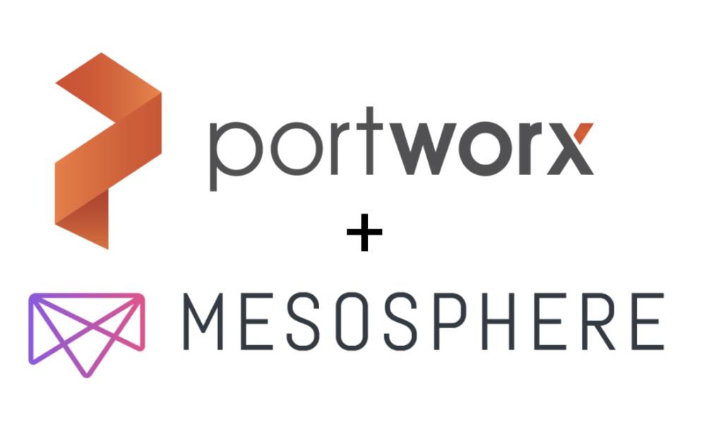 Portworx-Mesosphere partnership