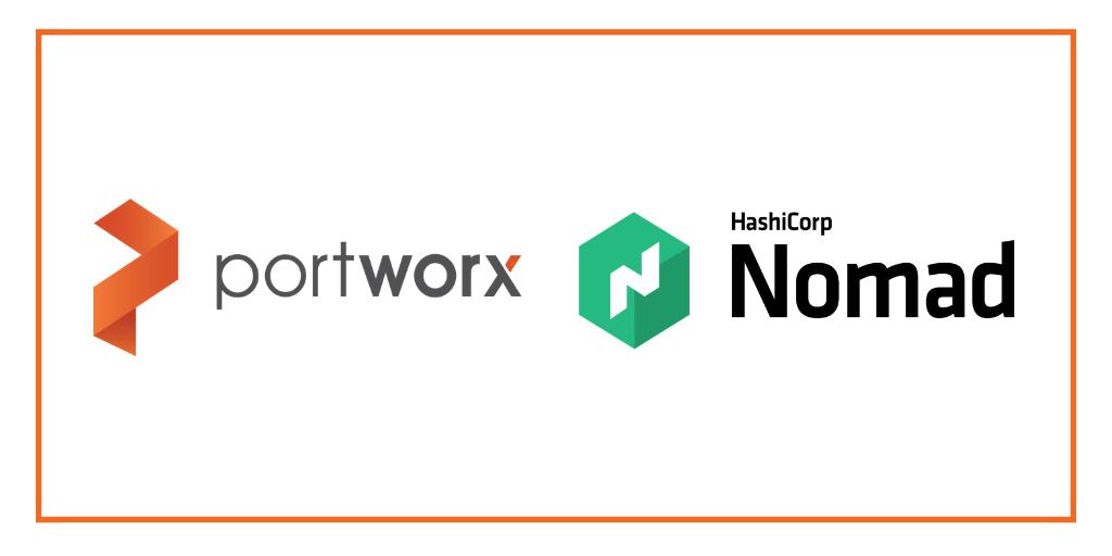 Announcing Portworx + HashiCorp Nomad