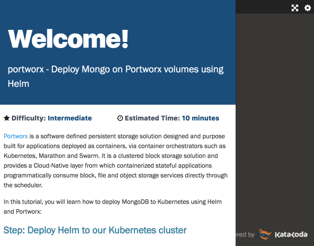 How to run HA MongoDB on Kubernetes