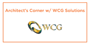 architects corner wcg solutions