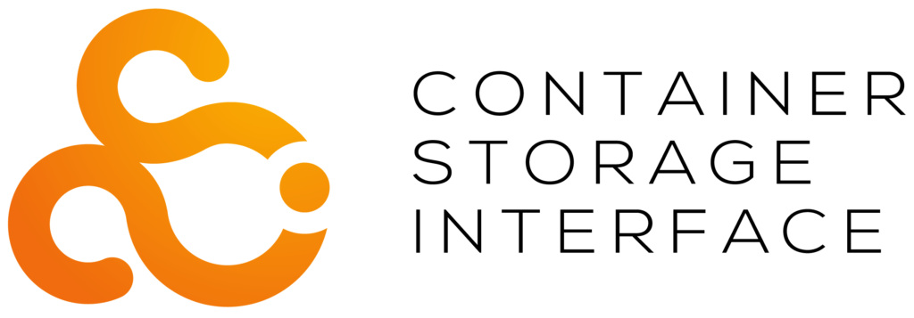 CSI container storage interface logo