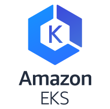 Amazon EKS logo