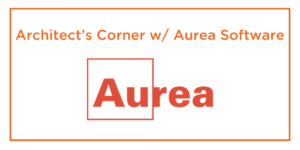 architects corner aurea software