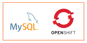 restore backup mysql red hat openshift