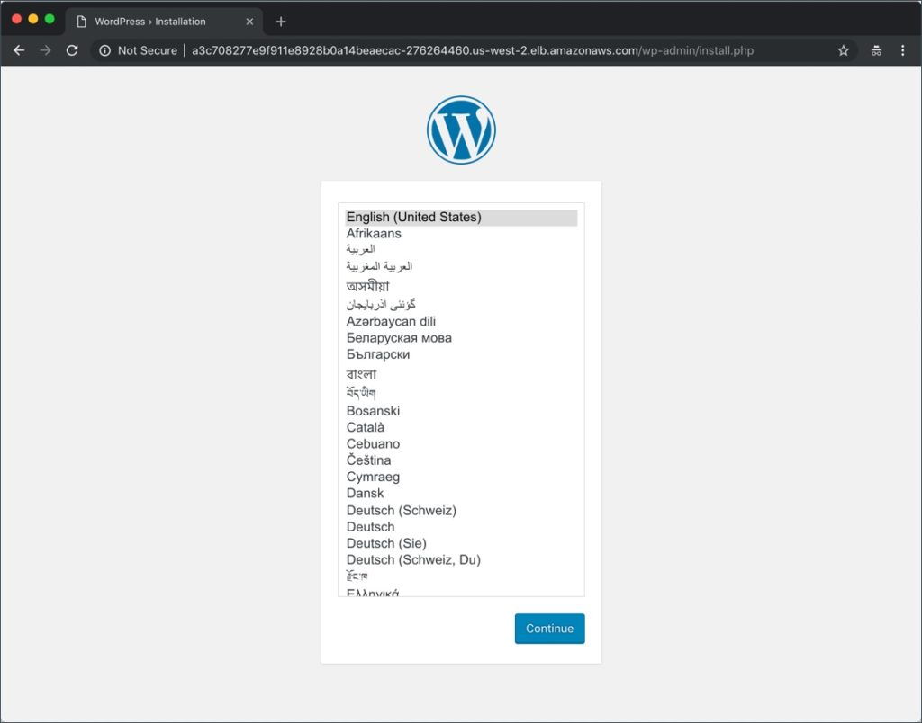 Wordpress on rancher rke portworx