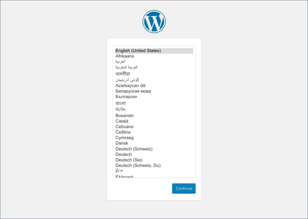 Exposing WordPress to the public