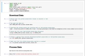 GitHub issue summarization pipeline