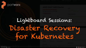 Lightboard Session: Disaster Recovery for Kubernetes