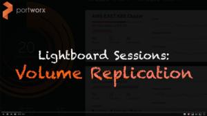 Lightboard Session: Understanding Volume Replication
