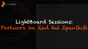 Lightboard Session: Introduction to Portworx Enterprise on Red Hat OpenShift