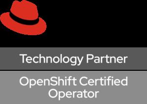RedHat Openshift Certified Technology partner