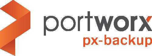 portworx px-backup horizontal logo